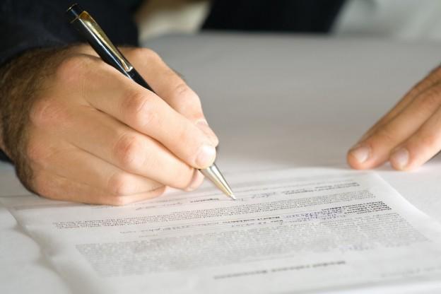 types de contrats
