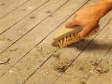rénover vieux bois