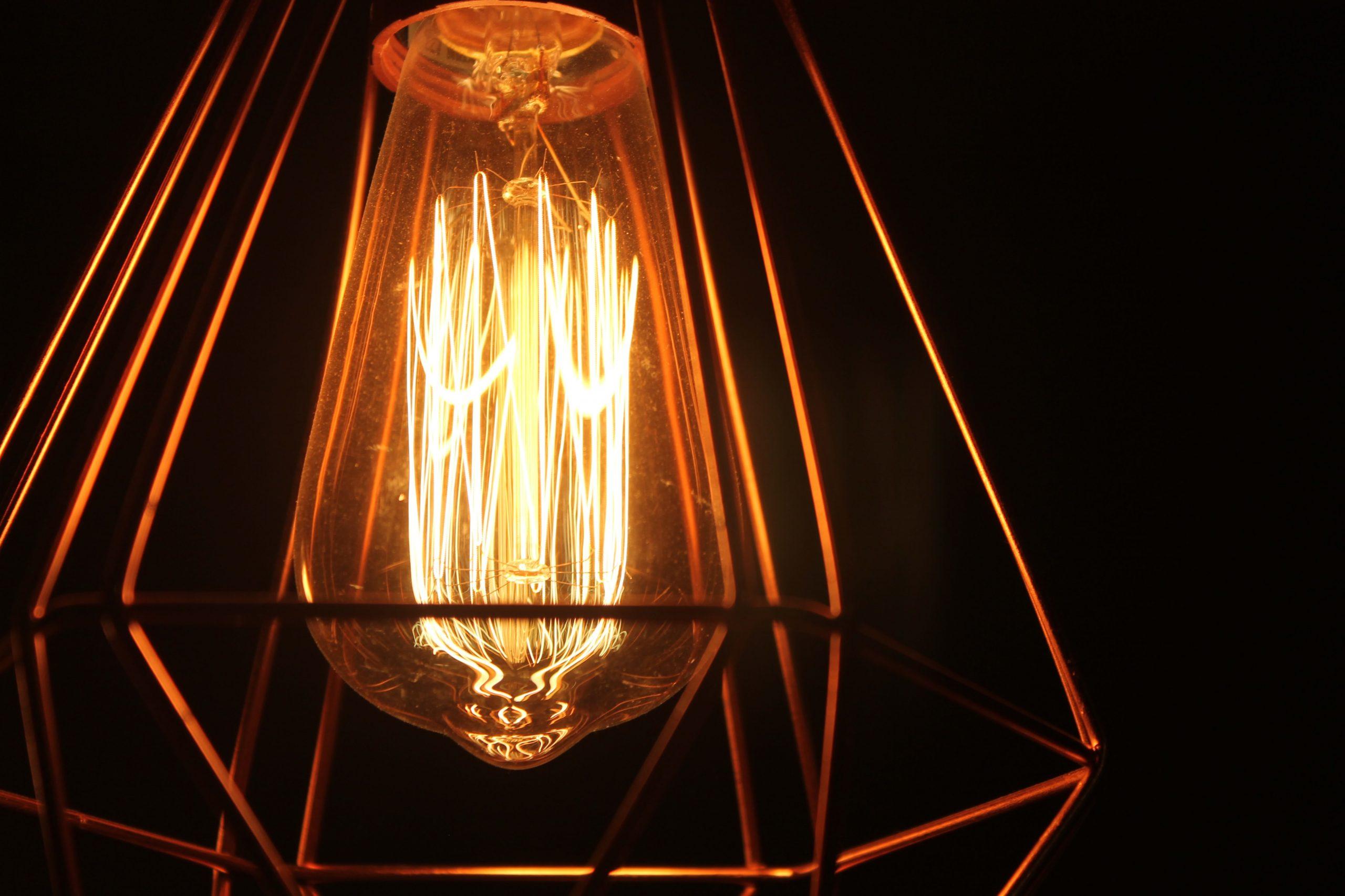 ampoule à filament